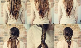 Top 10 Tutorials For Summer Hairstyles   Top Inspired