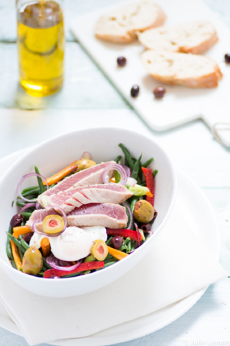 French Salad Niçoise