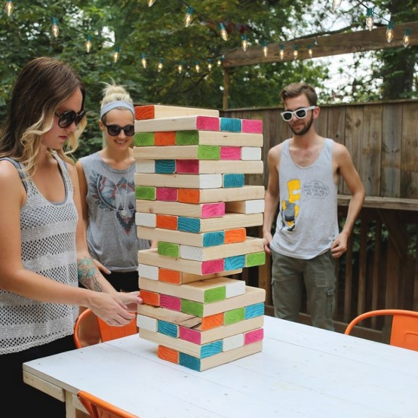 50 Outdoor Games To Diy This Summer: Top 10 DIY Summer Yard Games
