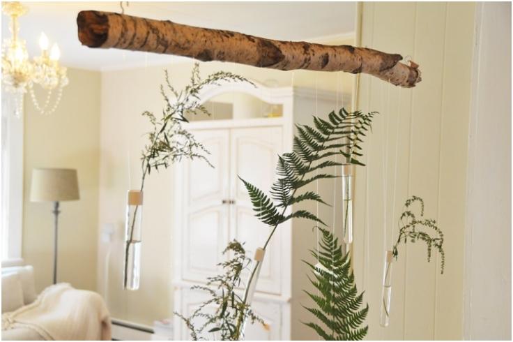 Hanging-Test-Tube-Vases