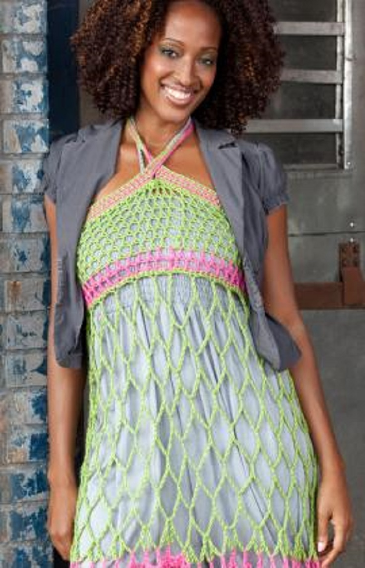 Top 10 Free Patterns For Crochet Summer Clothes