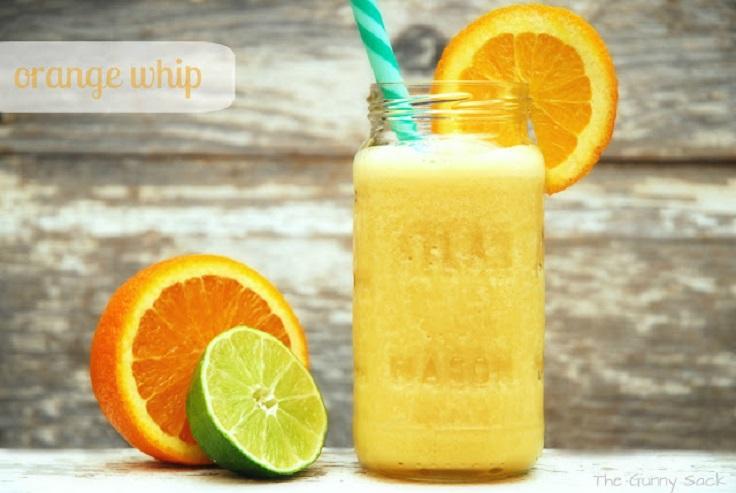 Orange-Whip