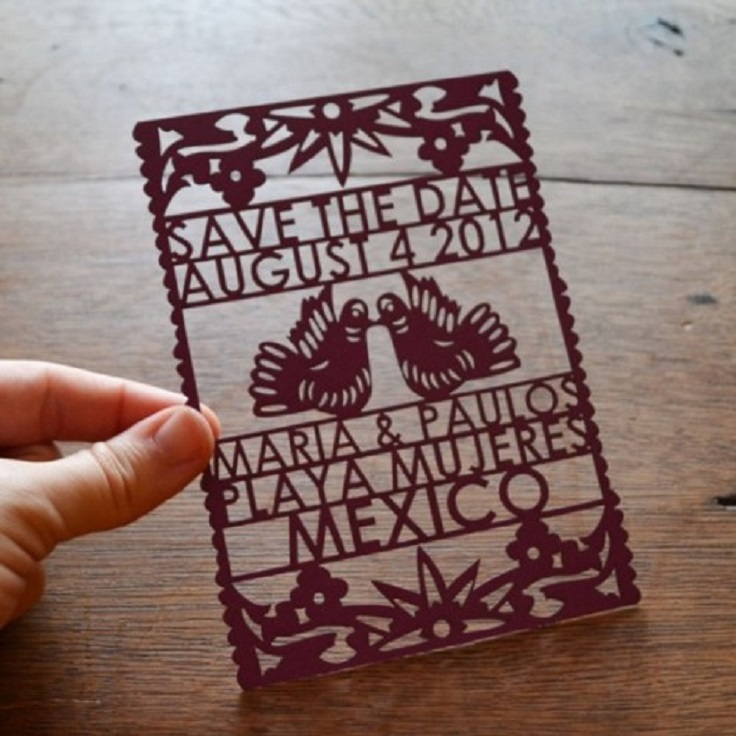 Paper Cut Out Cards