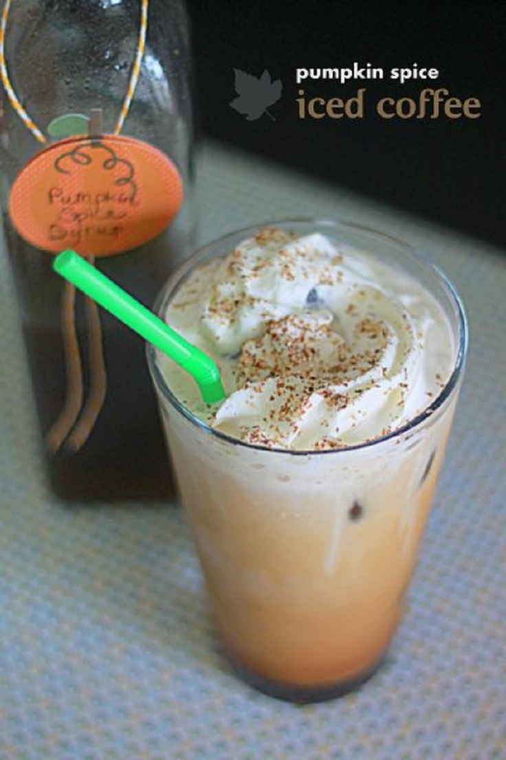Pumpkin-Spice-Iced-Coffee
