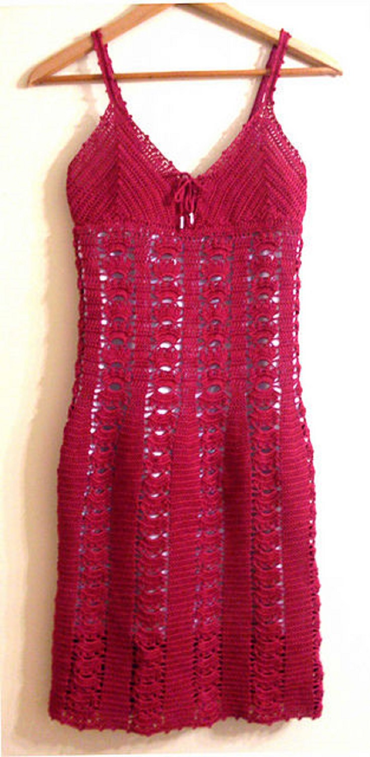 Crochet Patterns Free Dress : Top 10 Free Patterns For Crochet Summer Clothes - Top Inspired