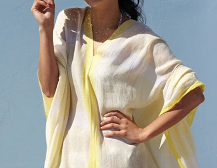 Scarf-Beach-Cover-Up