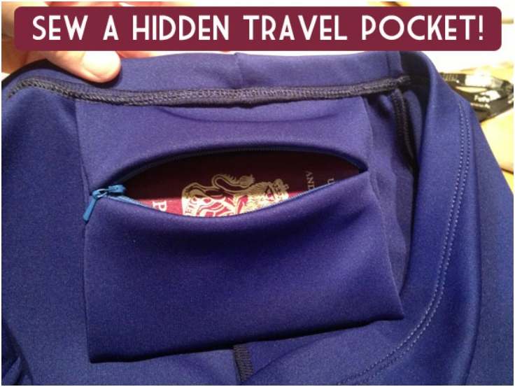 Top 10 Diy Ways To Hide Money While On Vacation Top Inspired