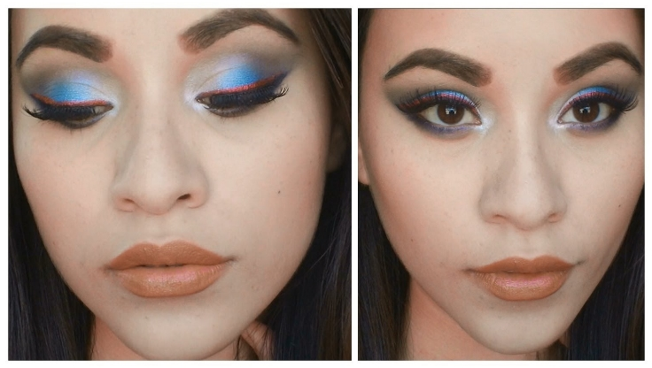 Smokey-Red-White-And-Blue