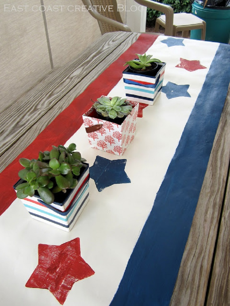 Top 10 DIY 4th of July Decorations and Inspirations