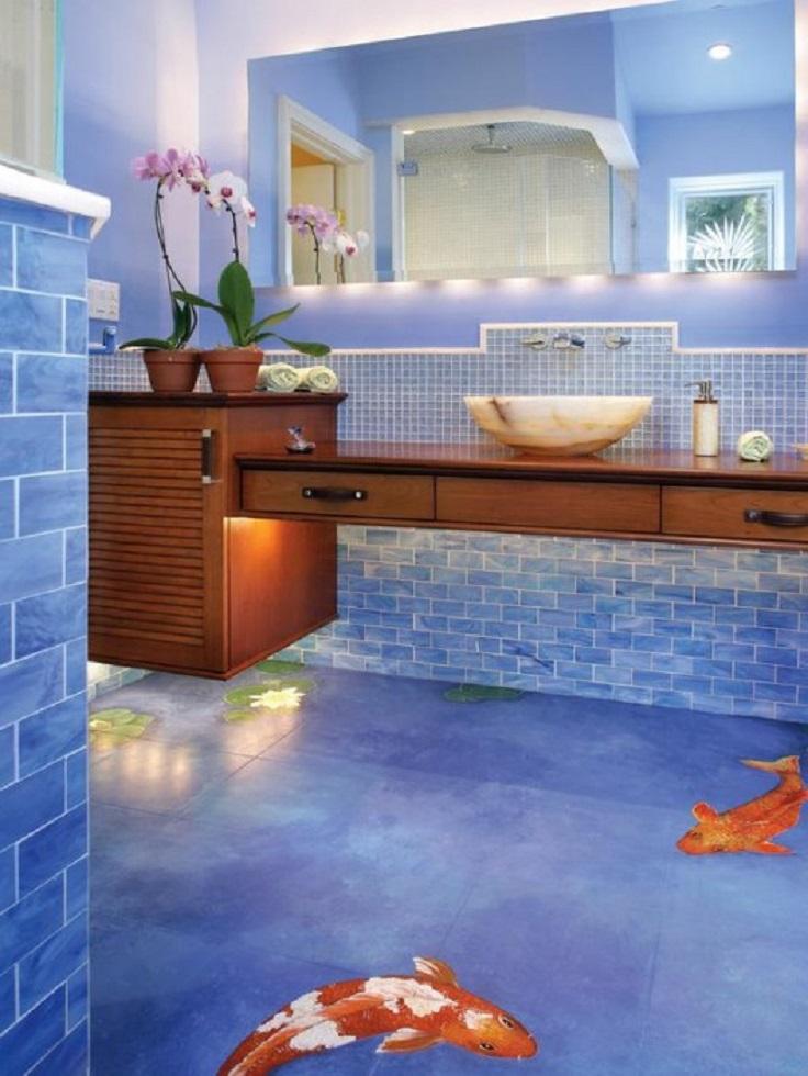Top 10 Unique Bathroom Design Ideas Top Inspired