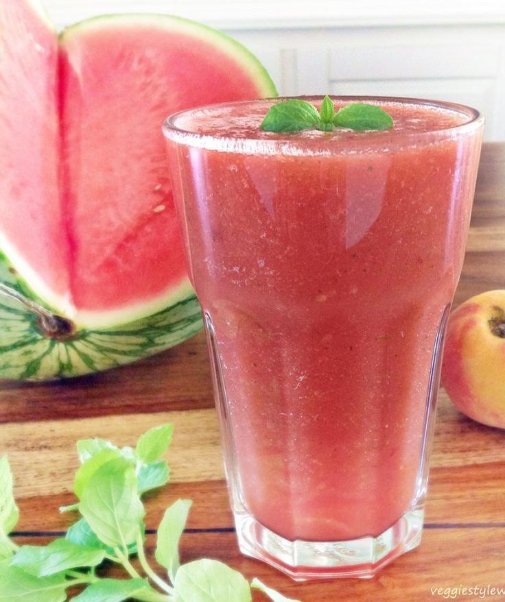 Watermelon-Mint-Smoothie