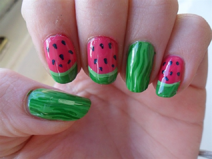 Top 10 Summer Nails For This Season Top Inspired