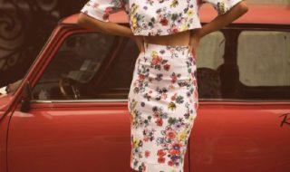 Top 10 Ways How To Wear A Crop Top | Top Inspired