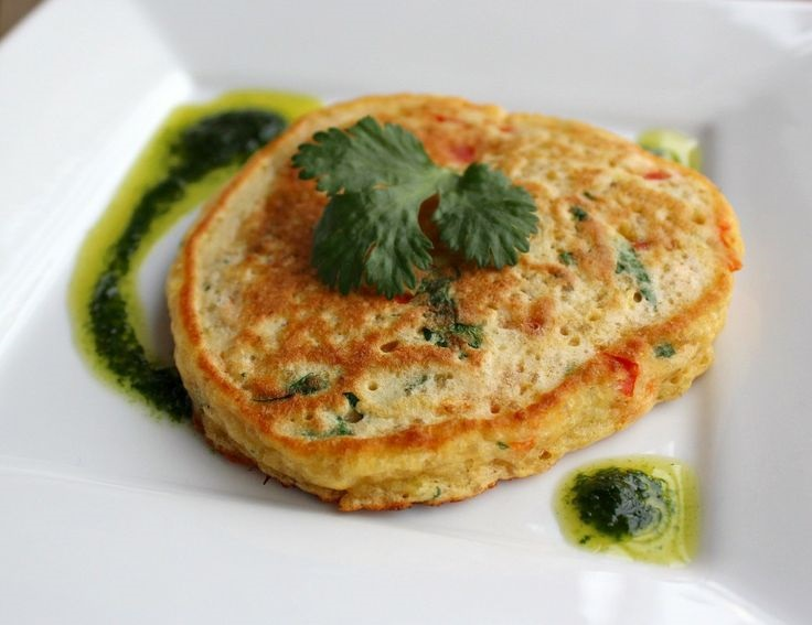 Asian-Quinoa-Pancake