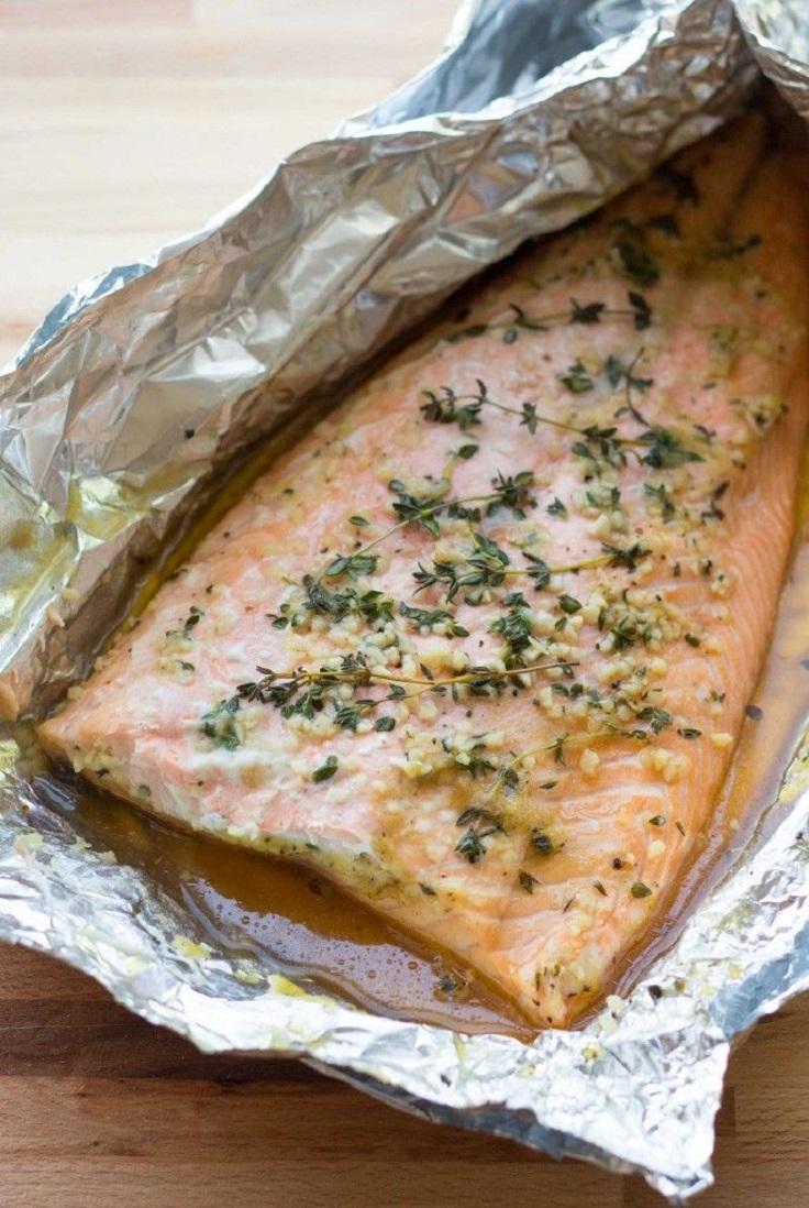 Baked-Honey-Salmon