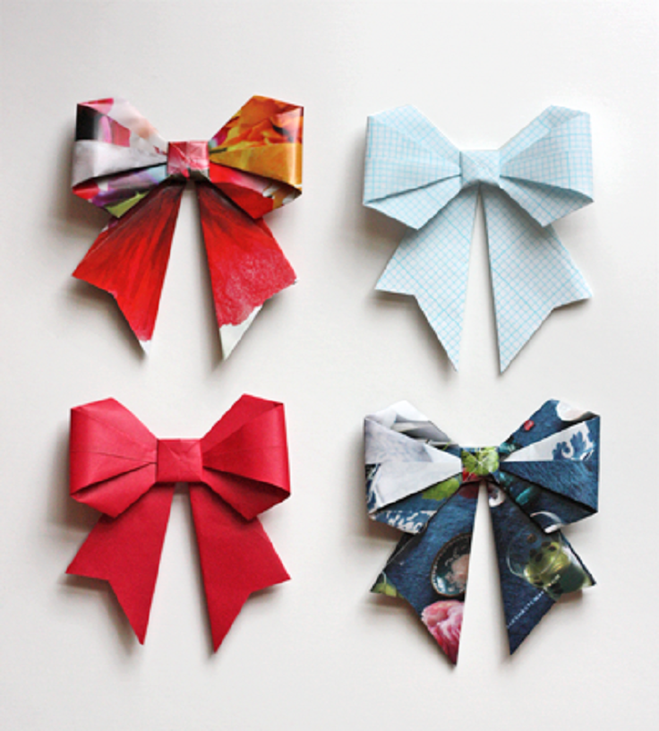 Bow-Origami