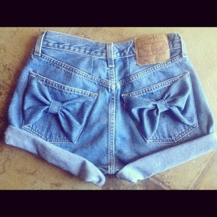 Bow-Pocket-Shorts