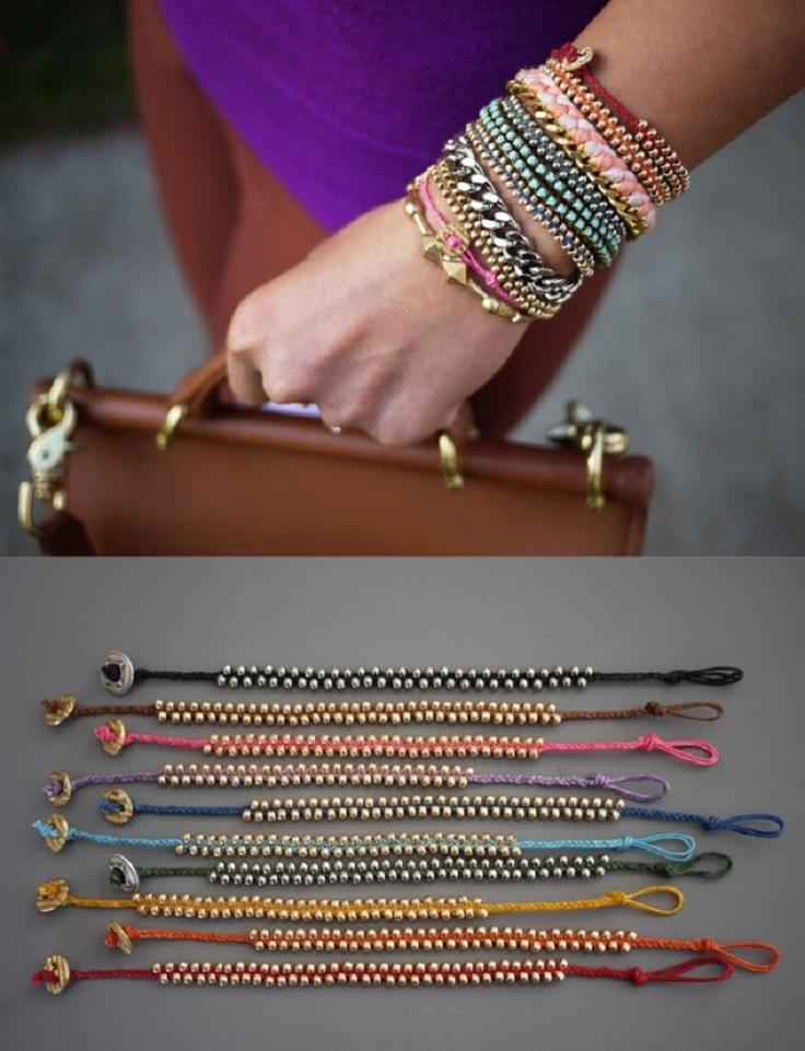 Braided-Bracelets