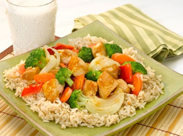 Brown-Rice-with-Sizzling-Chicken-Vegetables