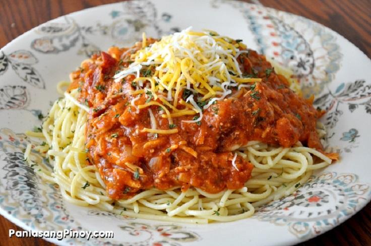 California-Chicken-Spaghetti