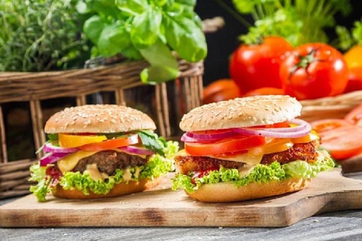 Chicken-Burgers