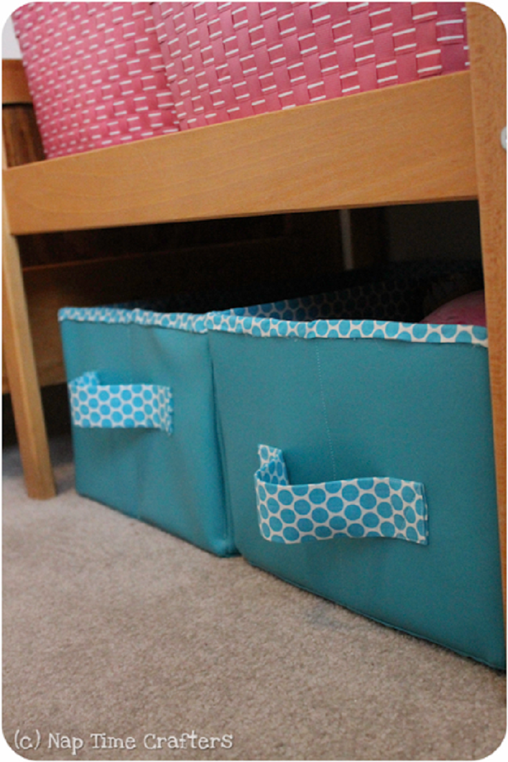 Collapsible-Storage-Bins