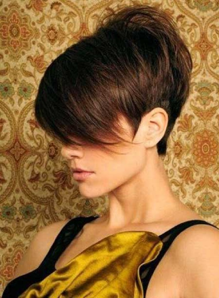 Cool-Played-up-black-Pixie