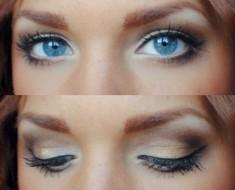 Eye Shadow for Blue Eyes