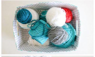 Top 10 DIY Fabric Storage Bins | Top Inspired