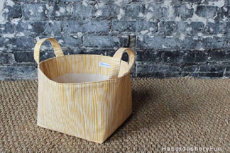 Fabric-Bin-with-Handles