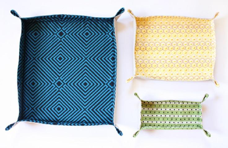 Fabric-Trays