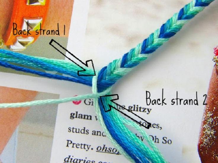 Fishtail-Bracelet