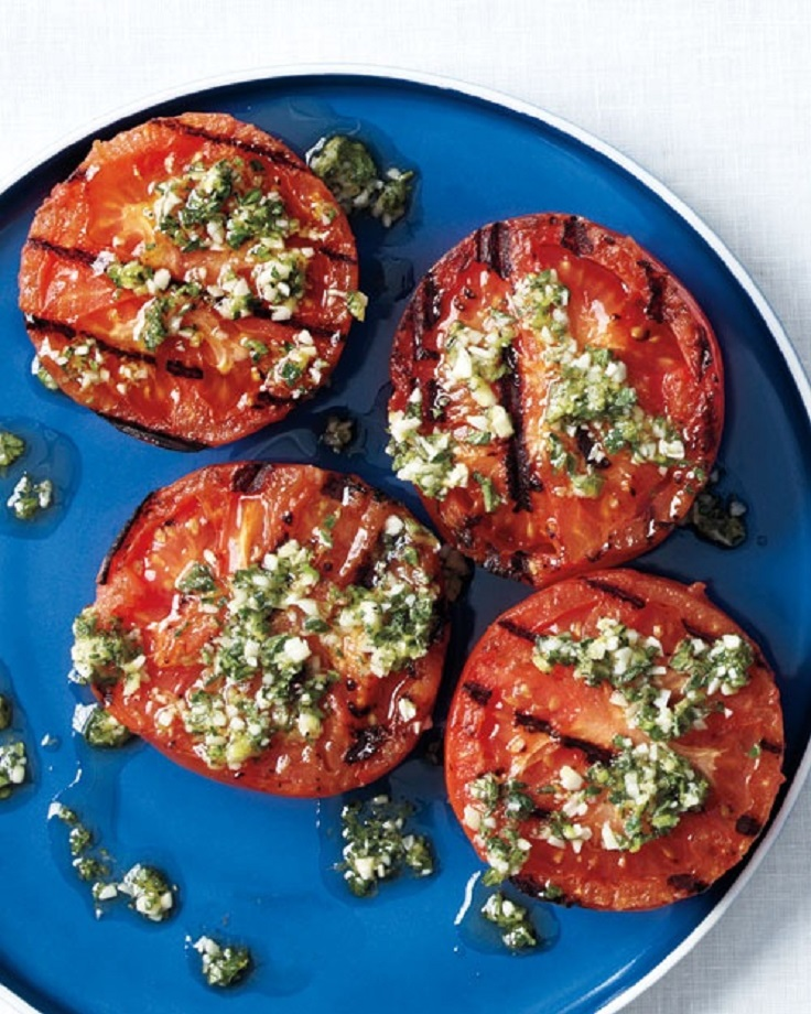 Grilled-Tomatoes-with-Oregano-and-Lemon