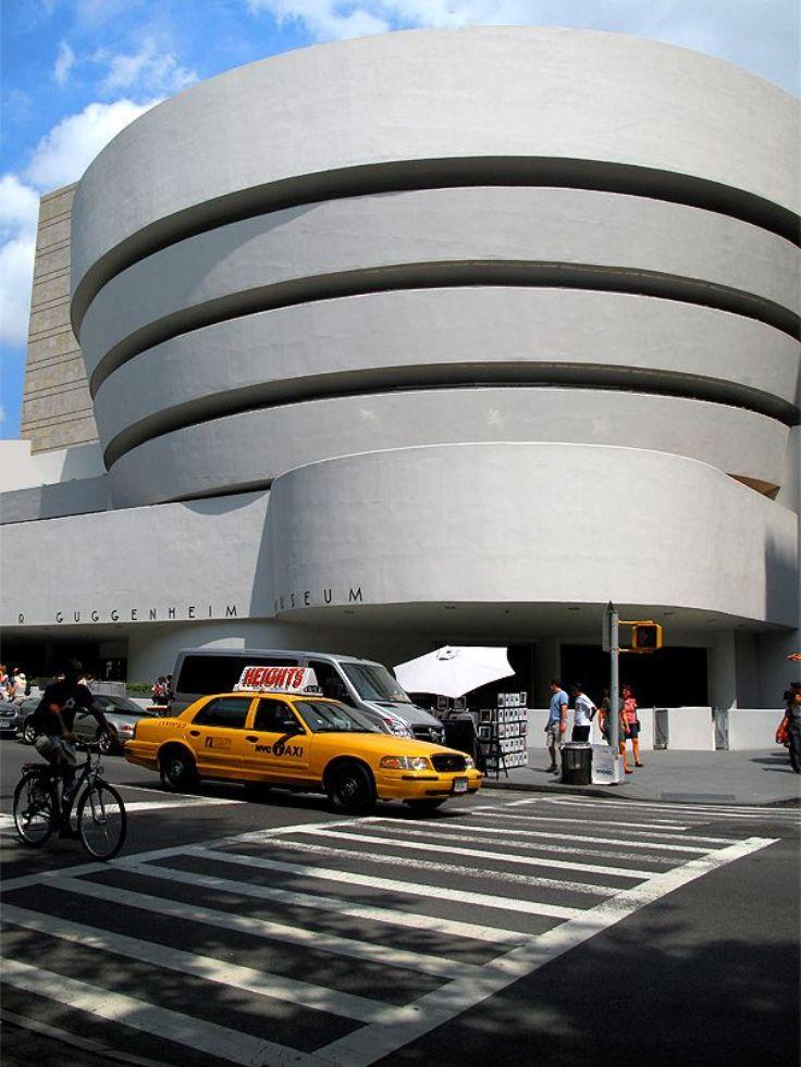 Guggenheim-Museum-NY