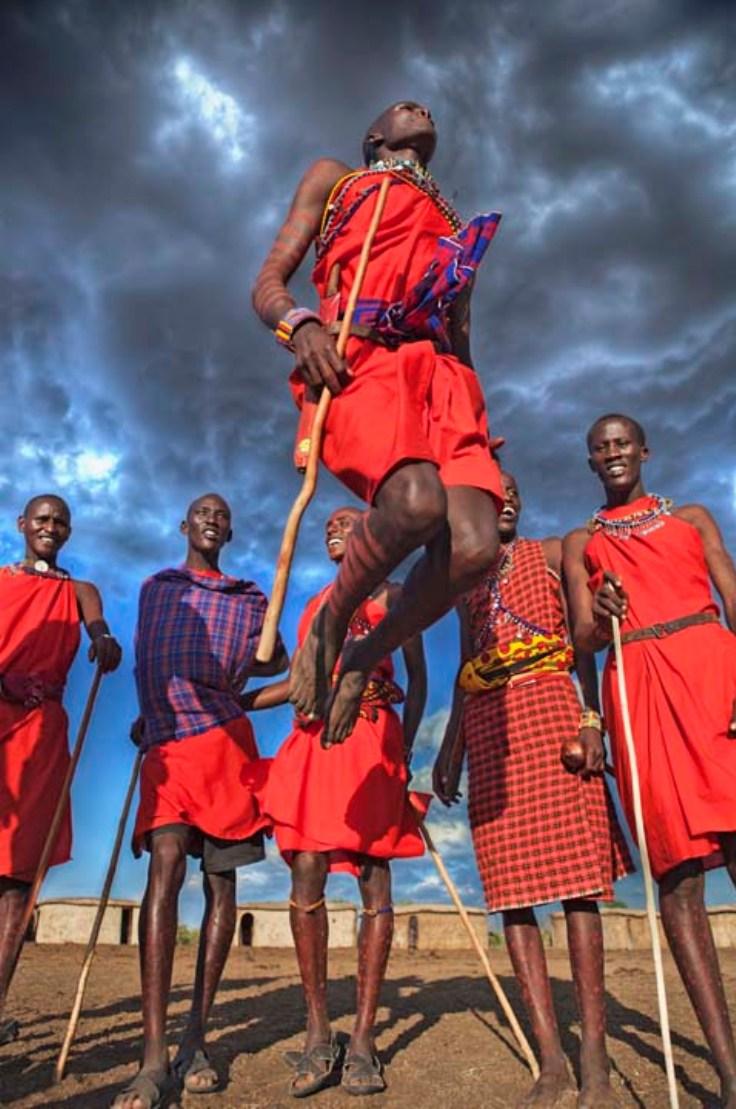 Masai-jumping