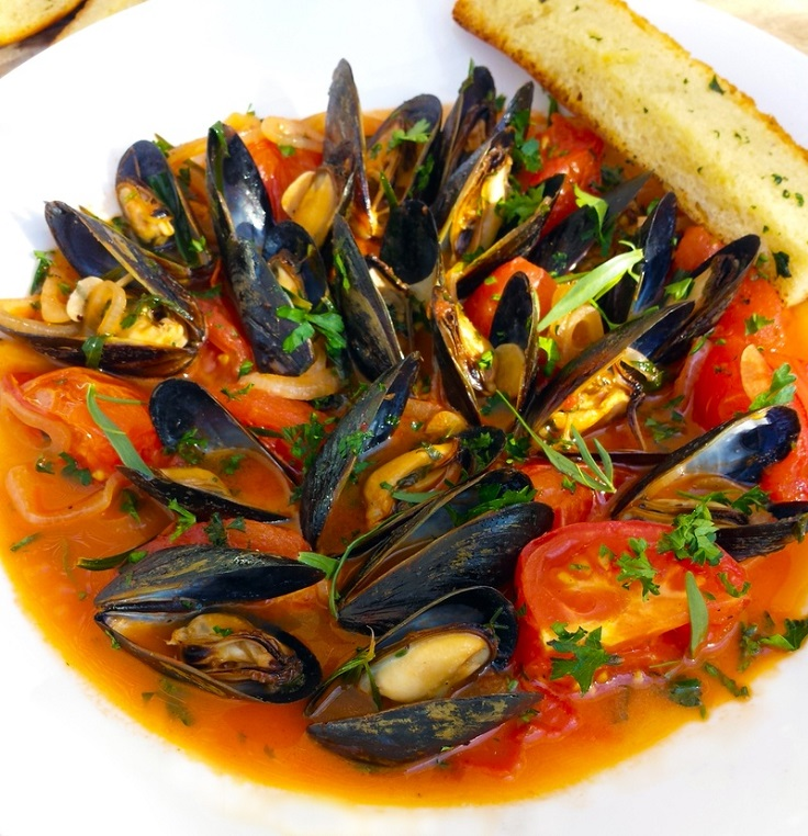 Top 10 Best Summer Fresh Seafood Recipes - Top Inspired