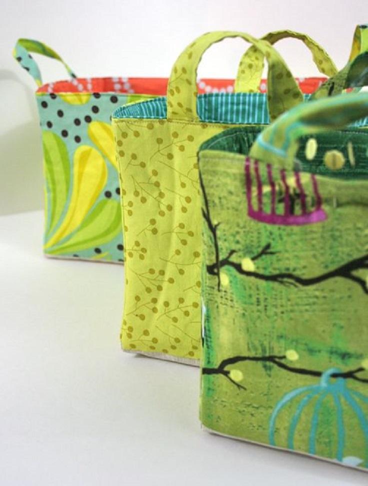 Nested-Fabric-Buckets