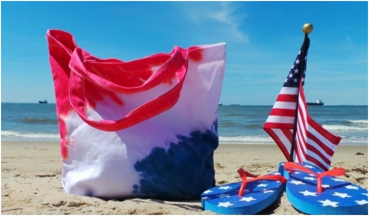 Patriotic-Beach-Bag