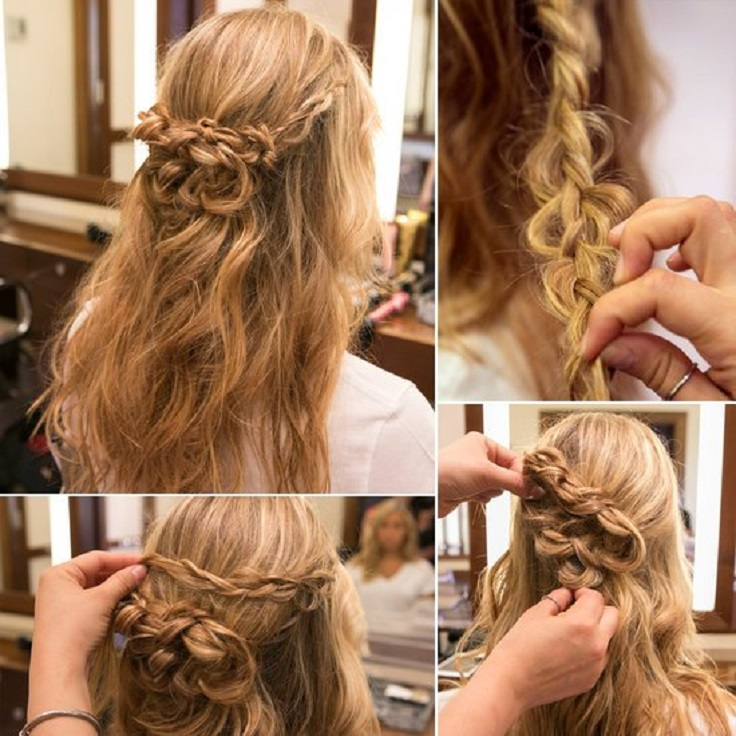 Romantic-Braided-Hairstyle