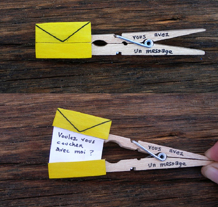 Top 10 Creative Uses For Wooden Clothespins  | Top Inspired