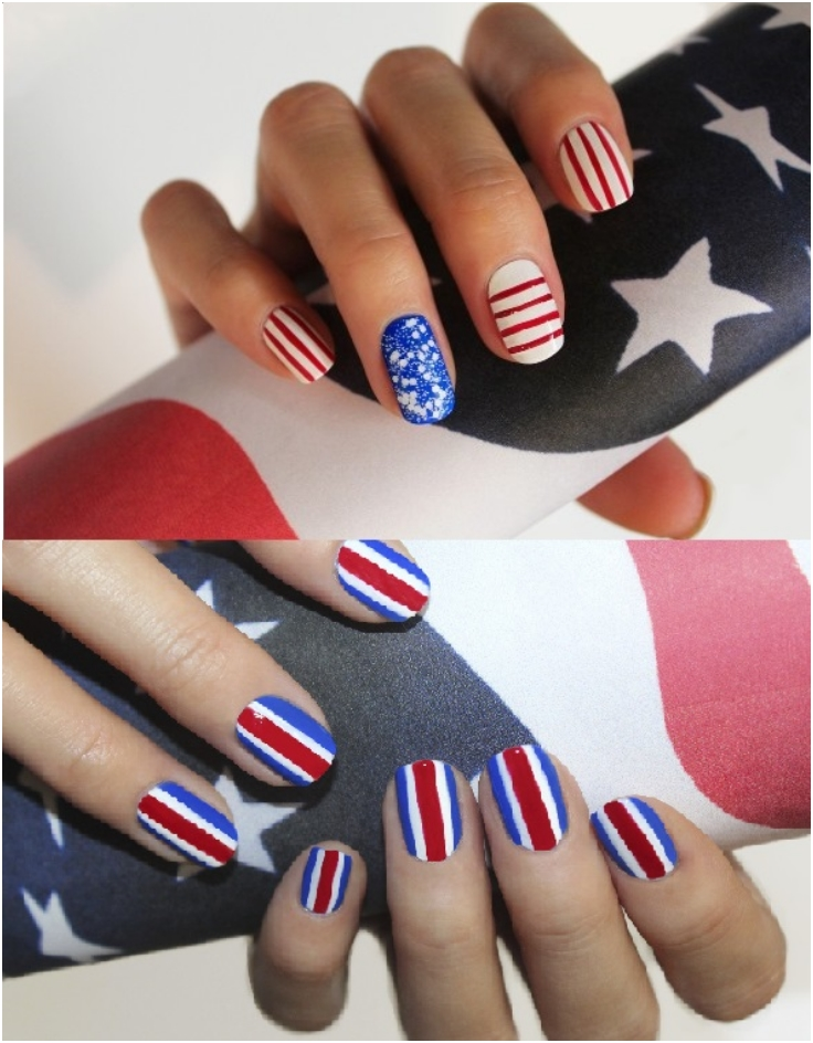 Sparkling-Stars-and-Stripes-Nail-Art