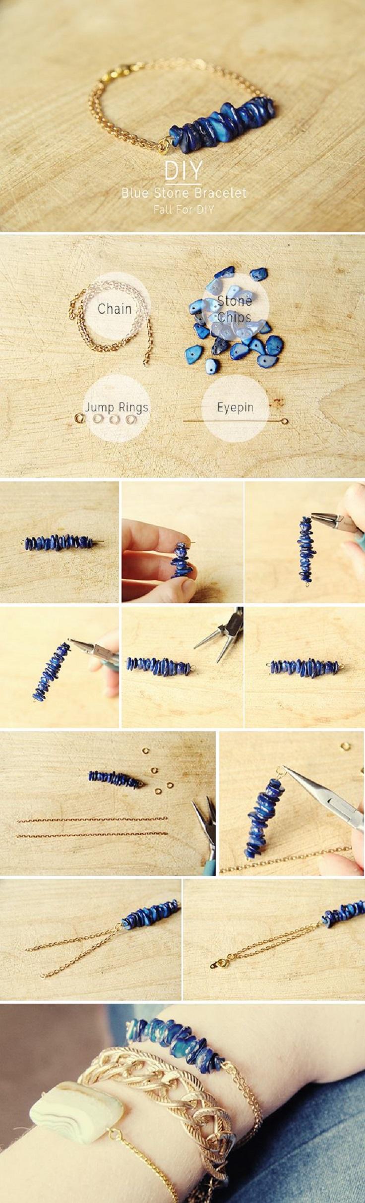 Stone-Bracelet