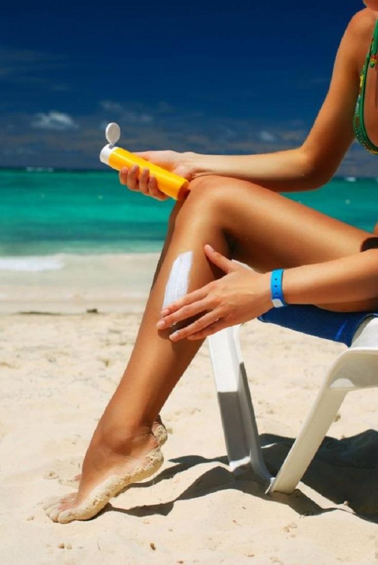 Top 10 Summer Health Myths