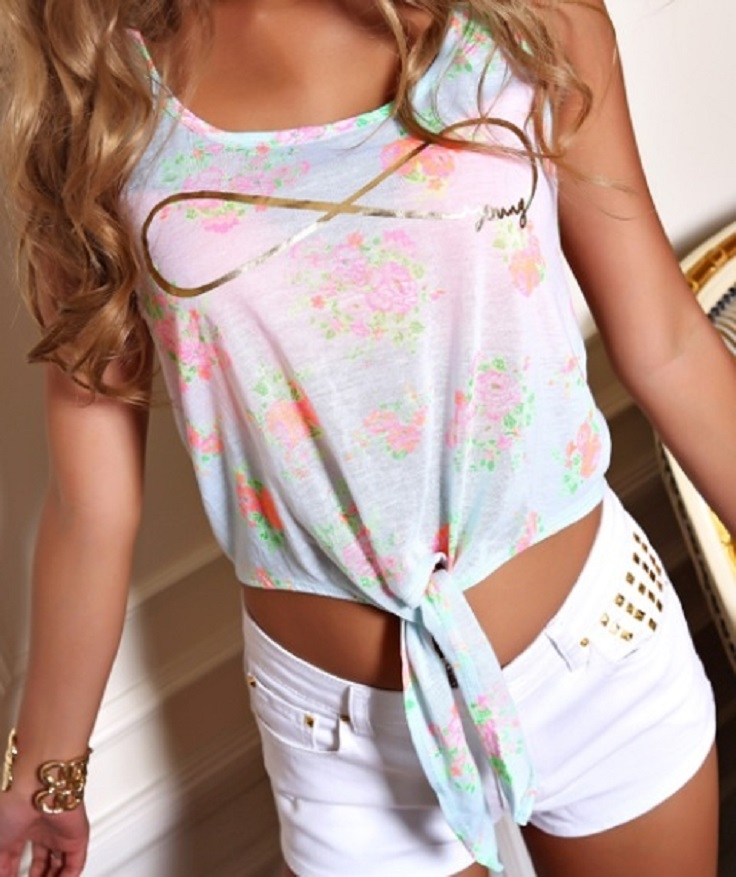 Top 10 Diy Casual Summer T Shirts Top Inspired