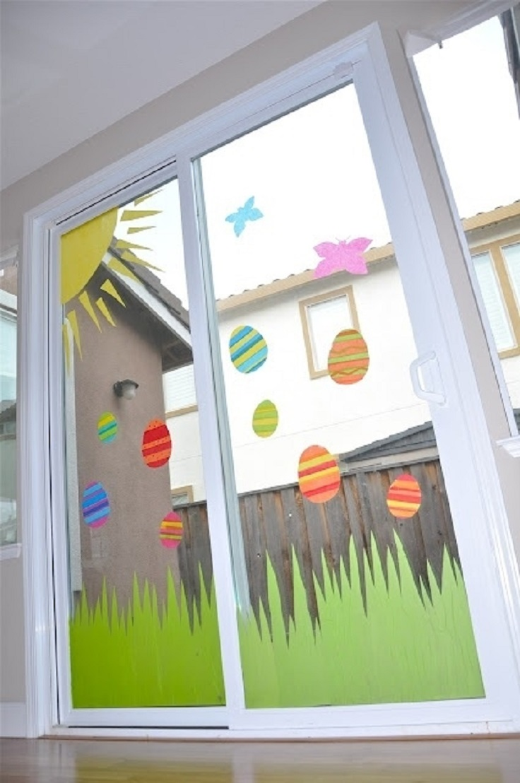Classroom Window Design ~ Top diy creative classroom decorations inspired