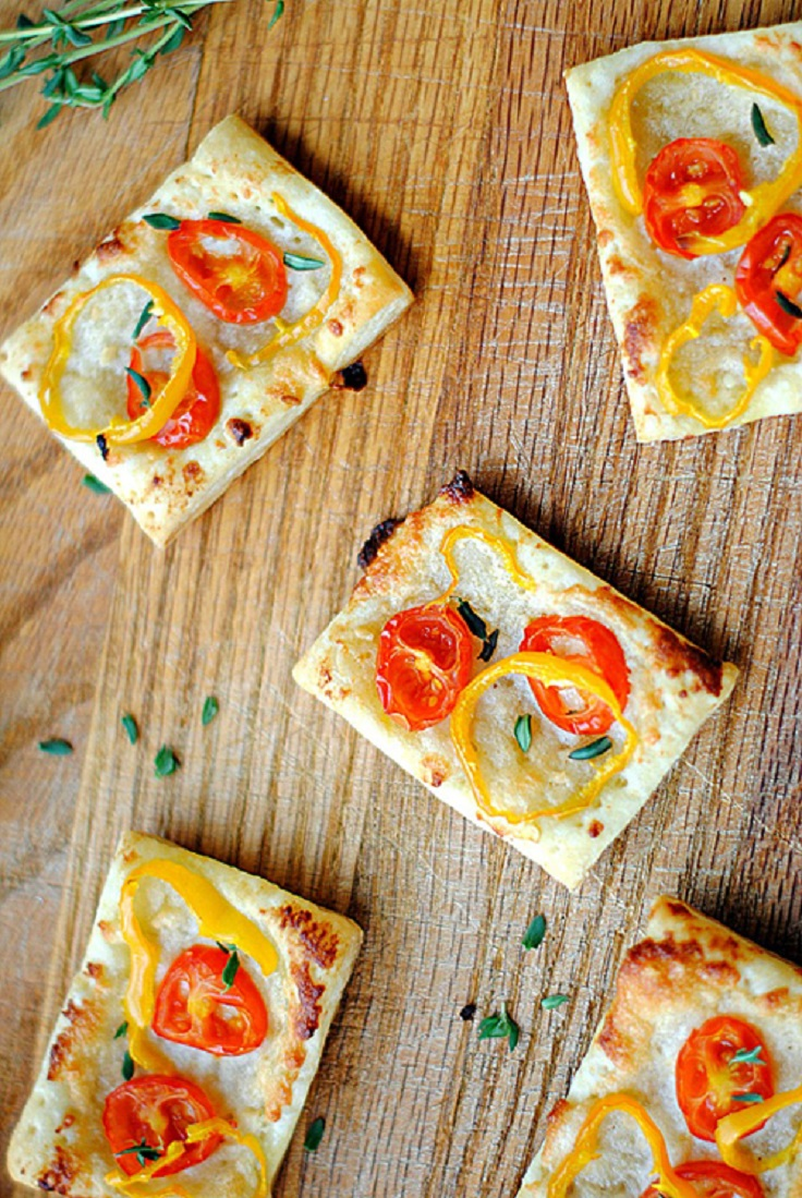 Tomato-and-Baby-Bell-Pepper-Tartlets
