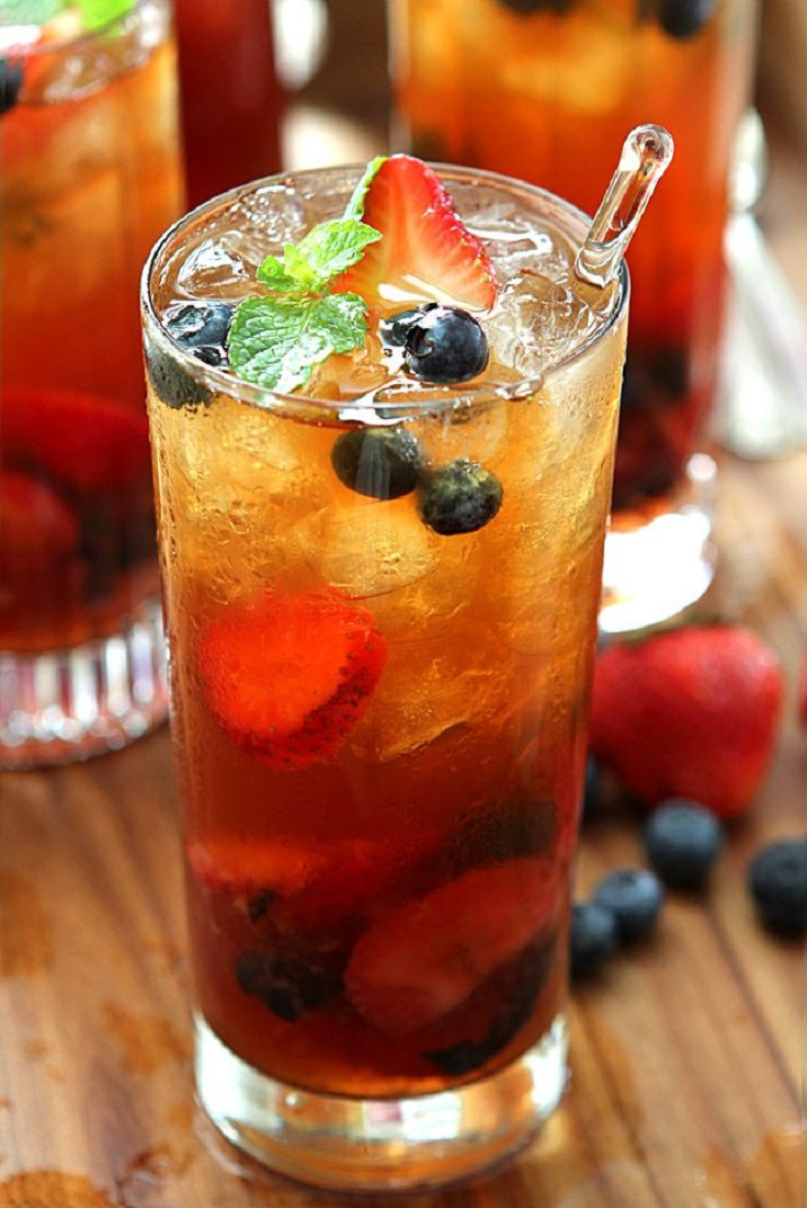 Very-Berry-Iced-Tea-with-Honey-Mint-Syrup