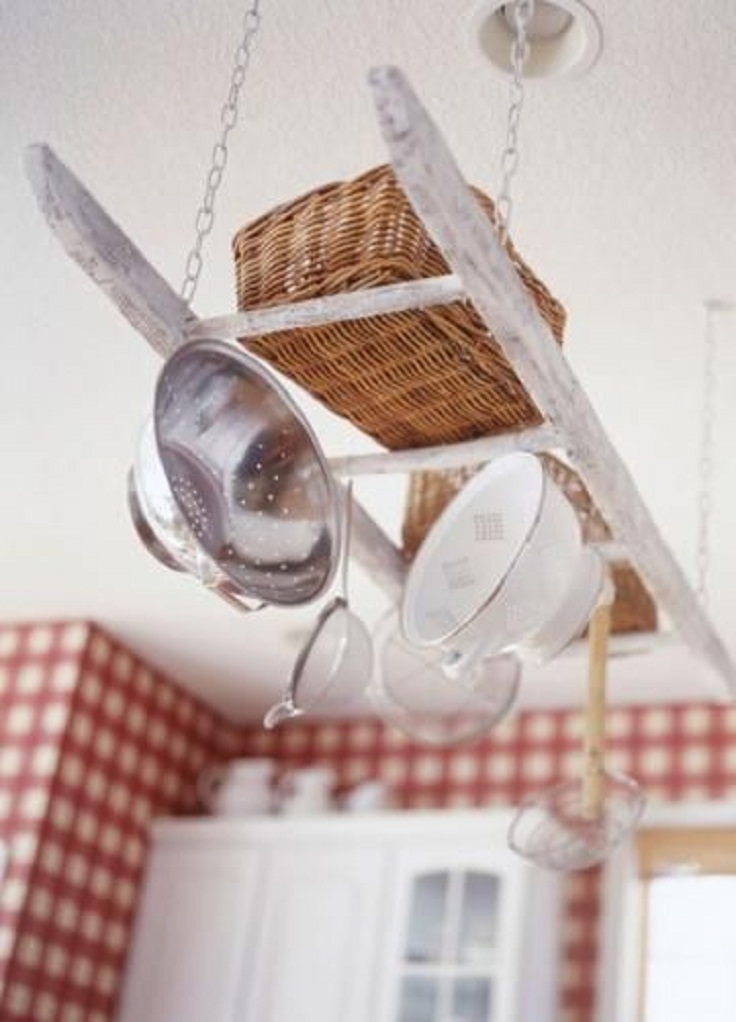Vintage-Ladder-Pot-Rack