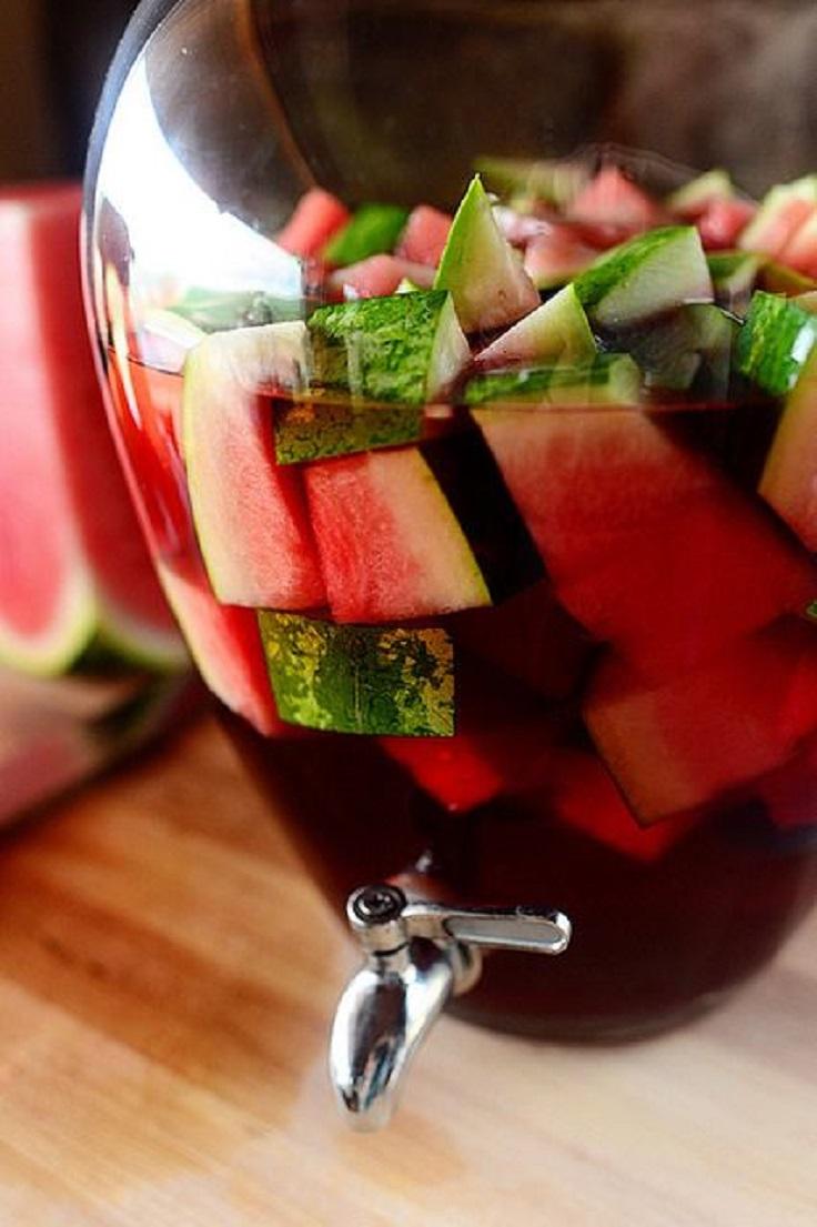 Watermelon-Sangria