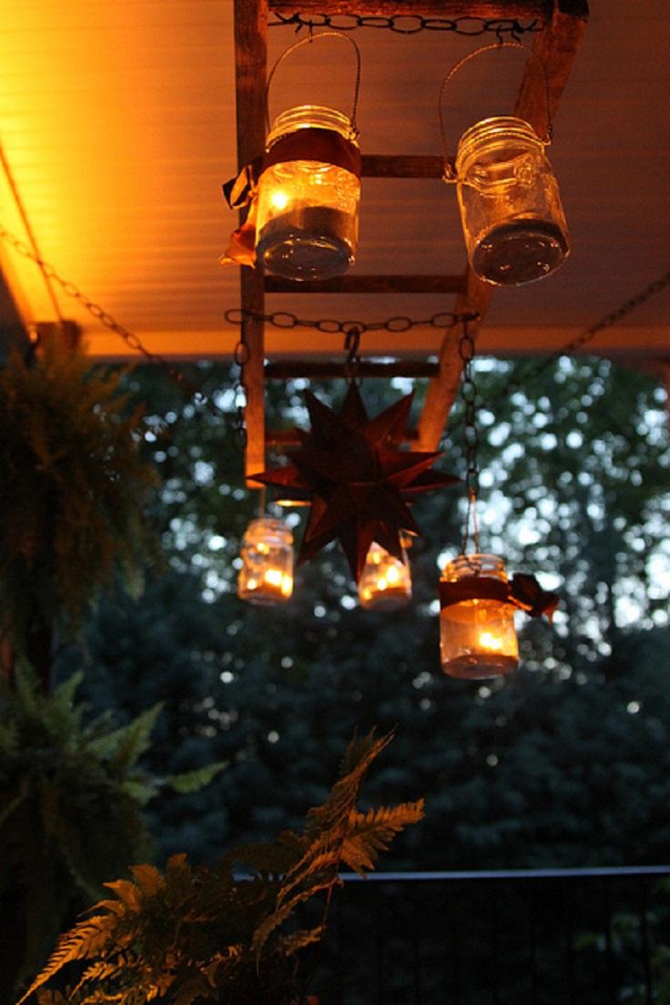 ladder-lantern-hanger